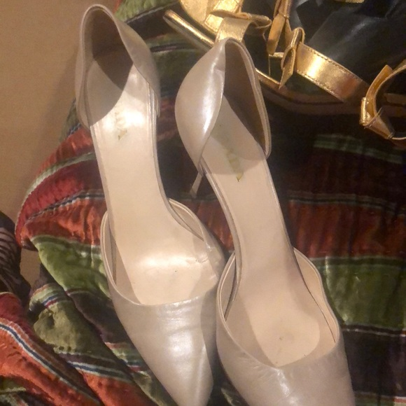 Prada Shoes | Prada Platform Stiletto Heels Sz 55 | Poshmark